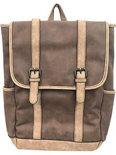 Jackson Men Women Unisex Kenneth Vegan Leather Urban Day Pack Backpack