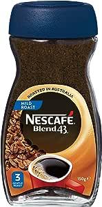 NESCAFÉ Blend 43 Mild Roast Instant Coffee 150g Glass Jar