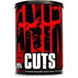 Animal Cuts – All-in-one Complete Fat Burner Supplement with Thermogenic and Metabolism Support - Energy Booster…