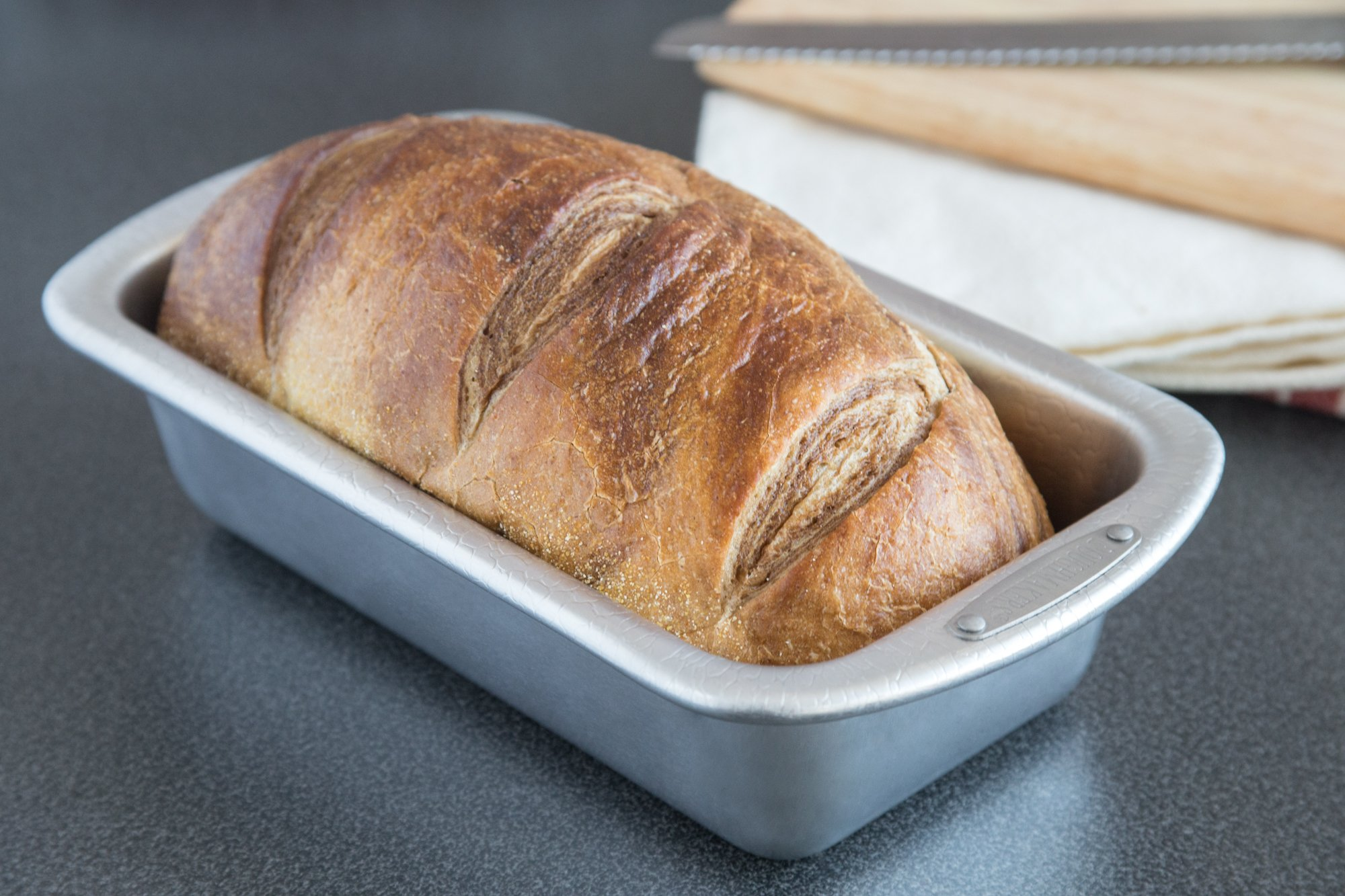 Loaf Pan Commercial Grade Aluminum 8.5'' x 4.5'' by Doughmakers (Image #8)