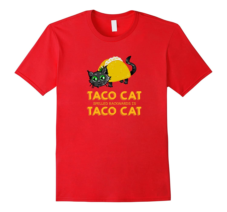 Taco Cat Tee Shirt-Vaci