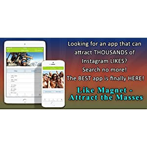 Like Magnet - Attract the Masses, get Likes, Followers for Instagram: Amazon.es: Appstore para Android