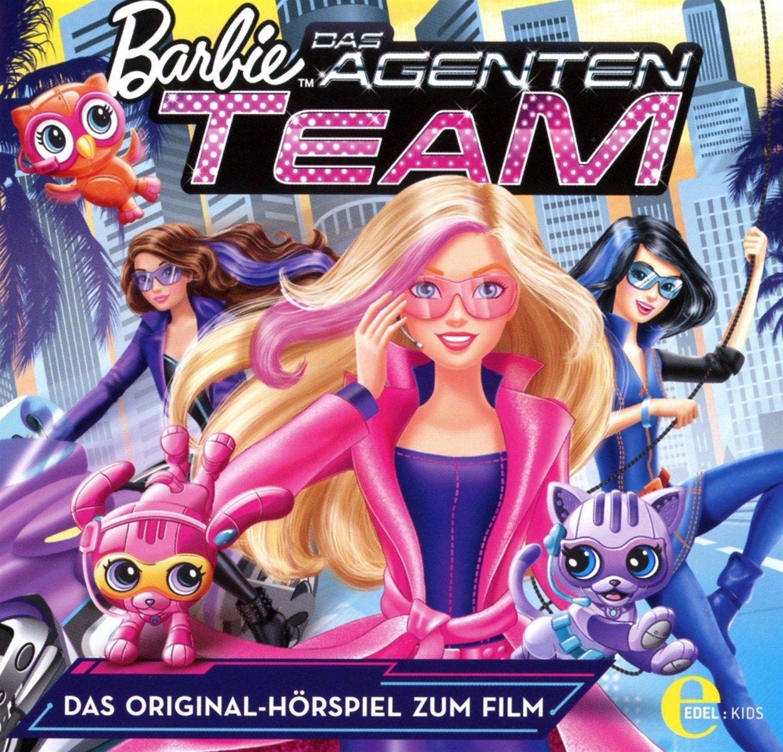 barbie und das agenten team