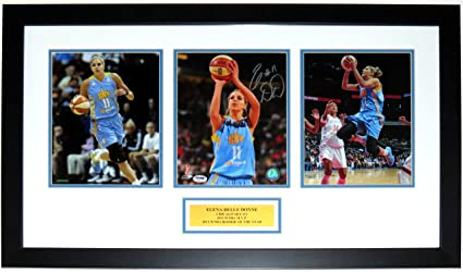 205e76c8a91fa Image Unavailable. Image not available for. Color  ELENA DELLE DONNE SIGNED  ...