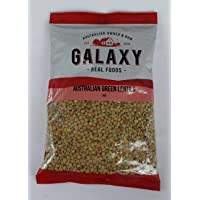 Galaxy Foods Green Lentils, 1 kg
