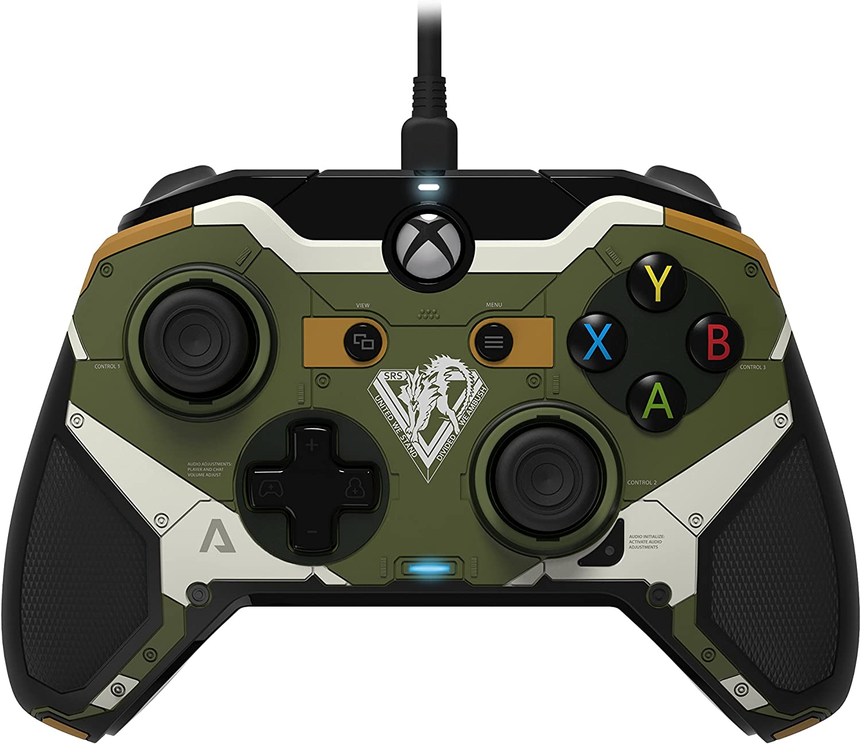 PDP - Mando Con Cable Oficial Titanfall 2 Licenciado (Xbox One, PC): Amazon.es: Videojuegos