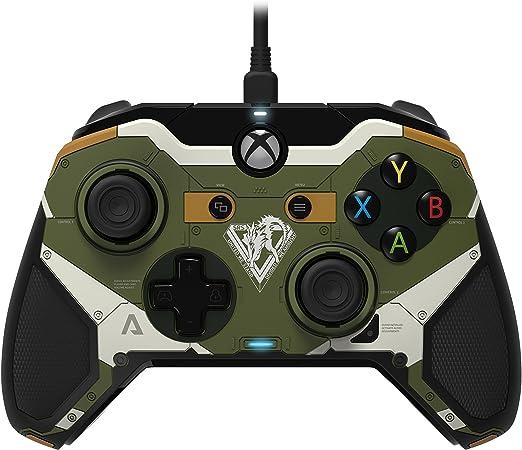 PDP - Mando Con Cable Oficial Titanfall 2 Licenciado (Xbox One, PC ...