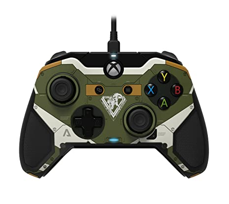 PDP Titanfall 2 Official Wired Controller for Xbox One & Windows [Xbox One, Windows 7, Windows 8, , ]
