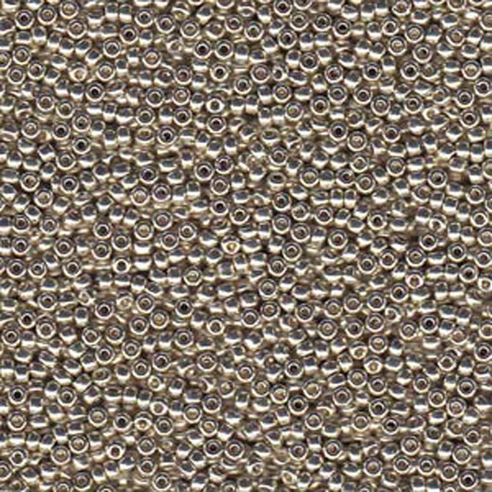 Miyuki Round Rocailles 8//0 Duracoat Galvanized Antique Seed Beads RR-4221