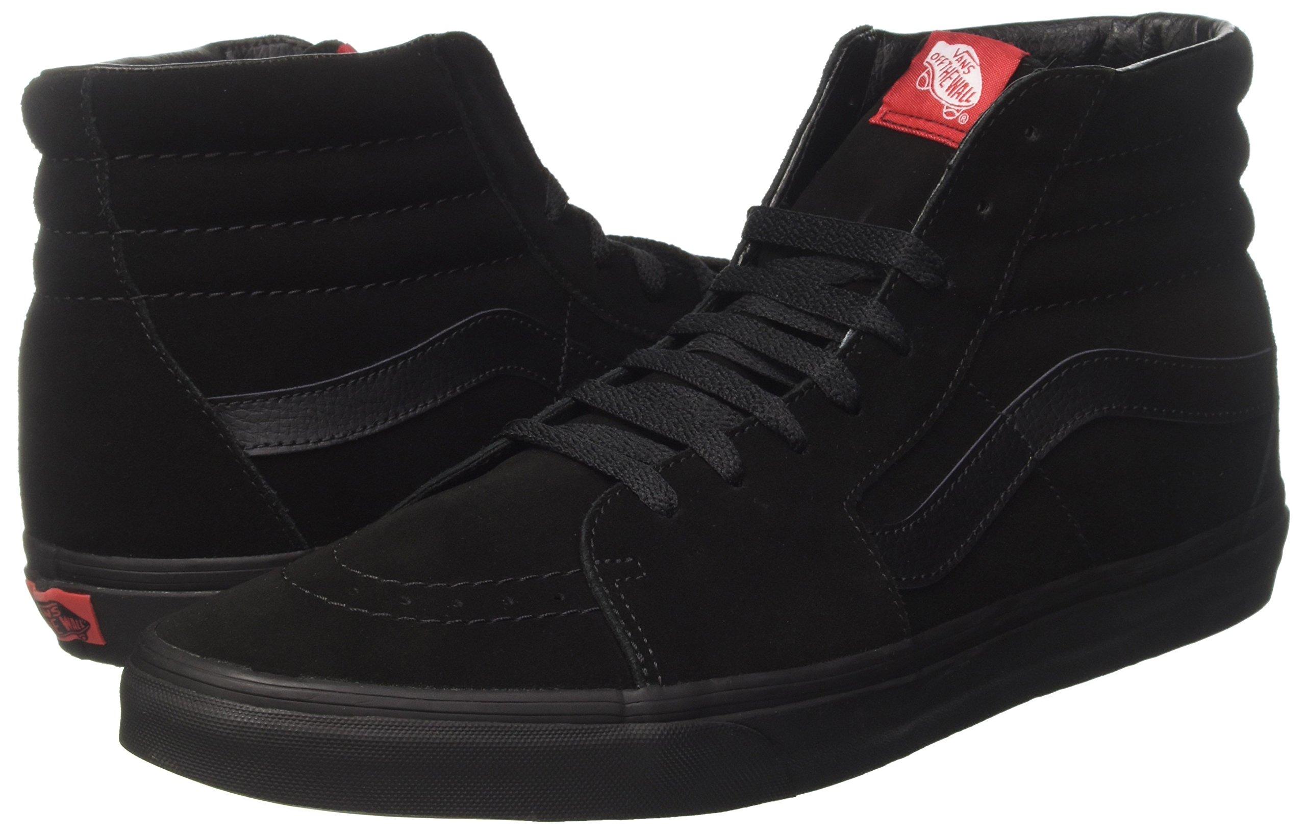Vans Unisex SK8-Hi MTE (MTE) Black/Leather 6 Women / 4.5 Men M US by Vans (Image #5)