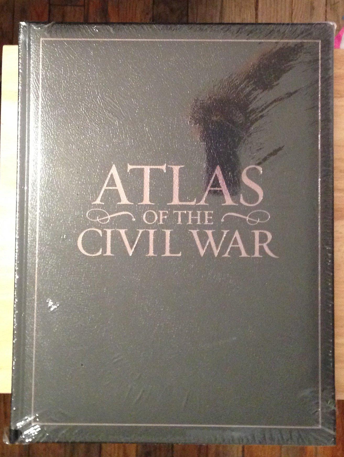 Atlas of the Civil War, Neil Kagan