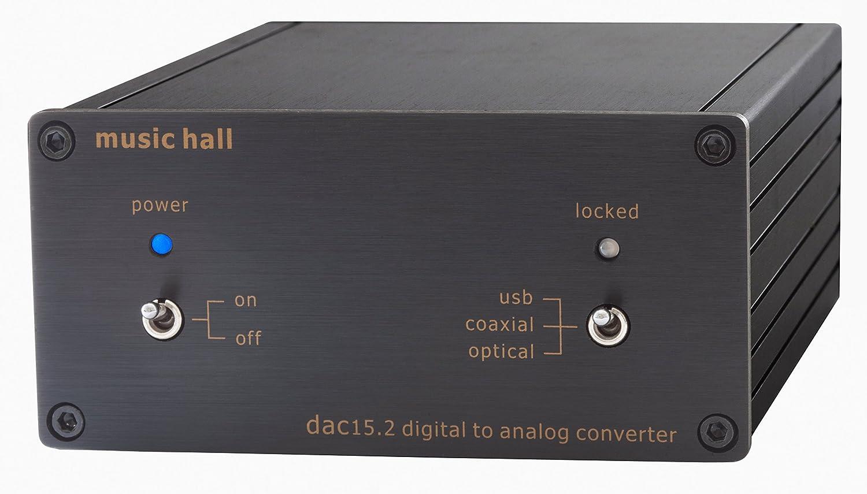 Music Hall: DAC 15.2 USB Digital To Analog Converter DAC15.2