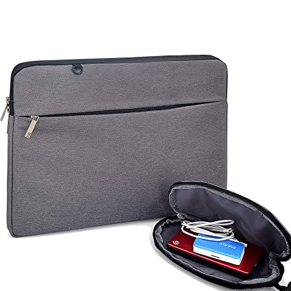 04c41d146662 Cartinoe 14-15.4 Inch Water Resistant Laptop Sleeve Case Compatible MacBook  Air Pro 15 Retina, Surface Book, ASUS HP Acer Chromebook 14 Protective Bag  ...