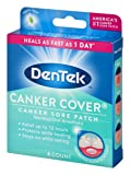 DenTek Canker Cover Patch, Canker Sore Treatment, 6 Patches