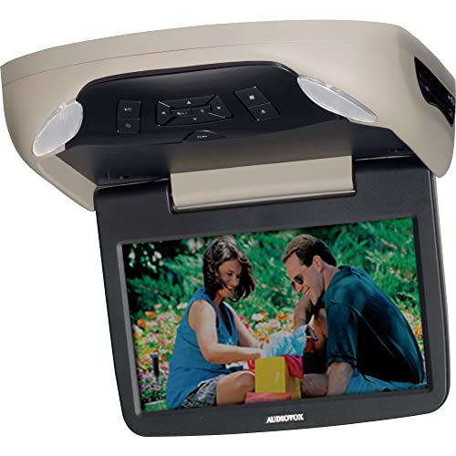 Audiovox Hi-Def Monitor With Built-In DVD Player
