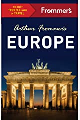 Arthur Frommer's Europe (Color Complete Guide) Kindle Edition