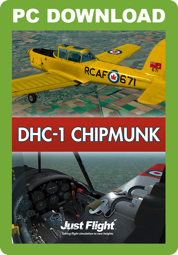Picture of a DHC1 Chipmunk Download
