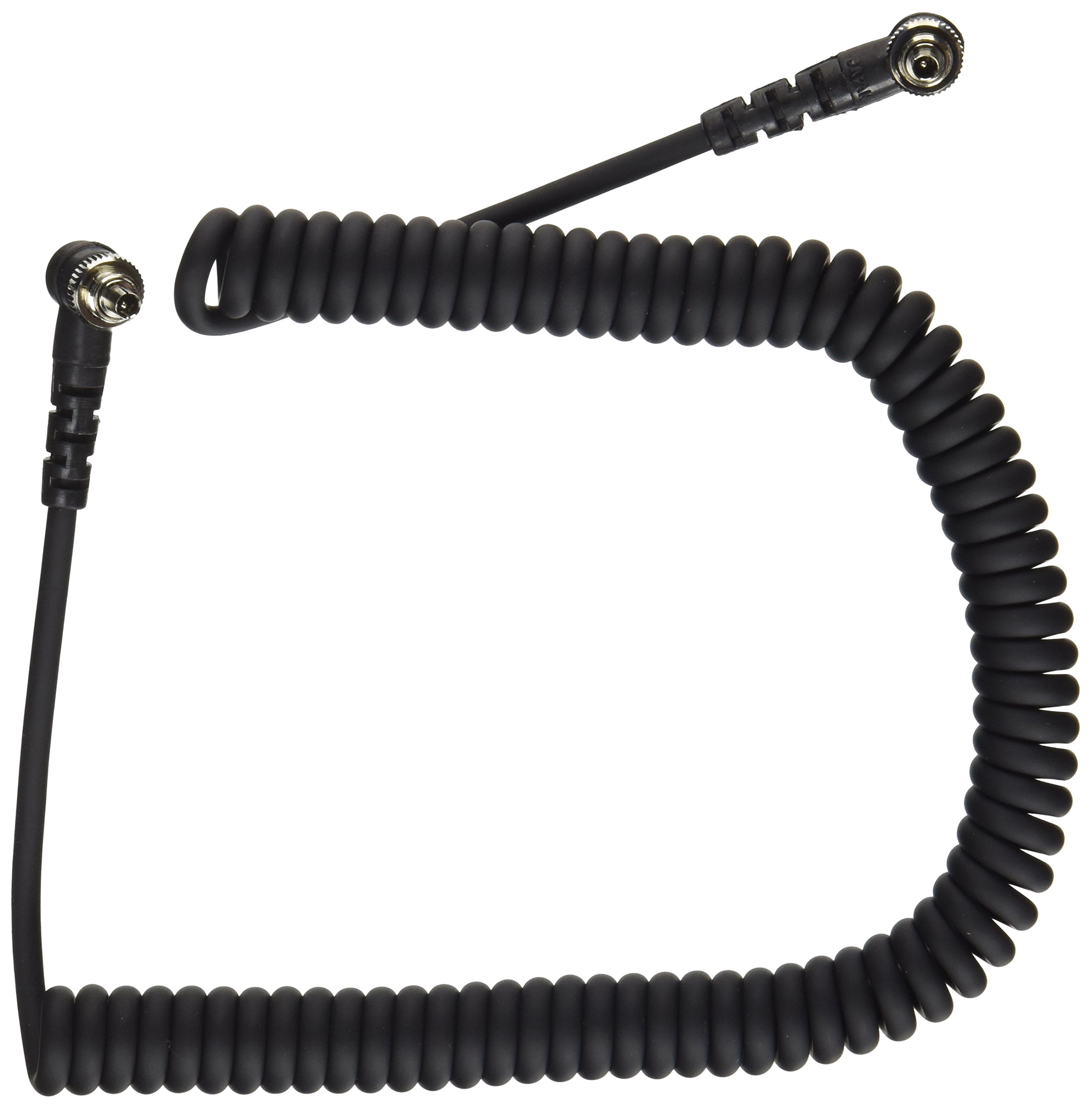 Nikon SC-15 3' Coiled Sync Cord, PC Male to PC Male. by Nikon