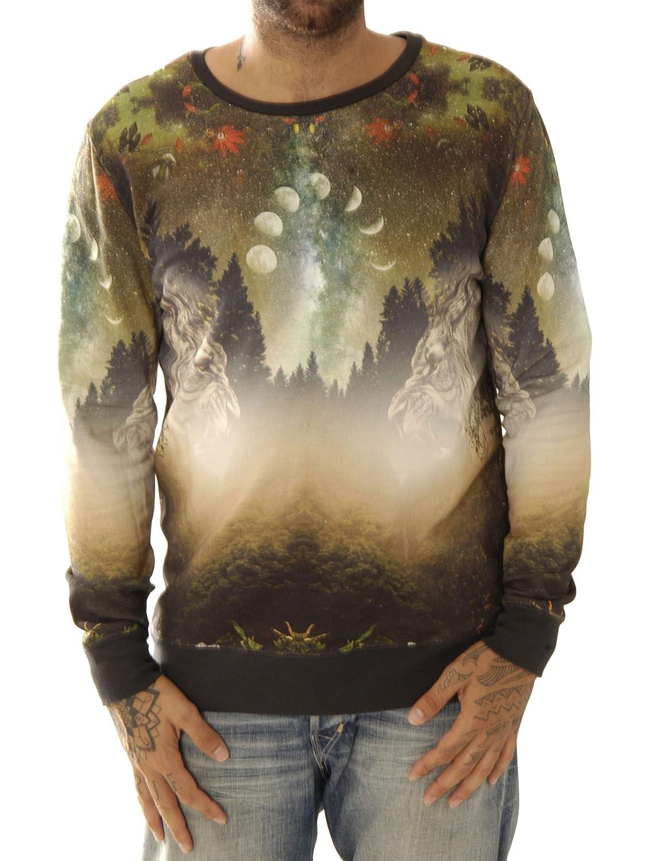 Kultivate Herren Sweat-Shirt Sw After Winter Usp150111008-30