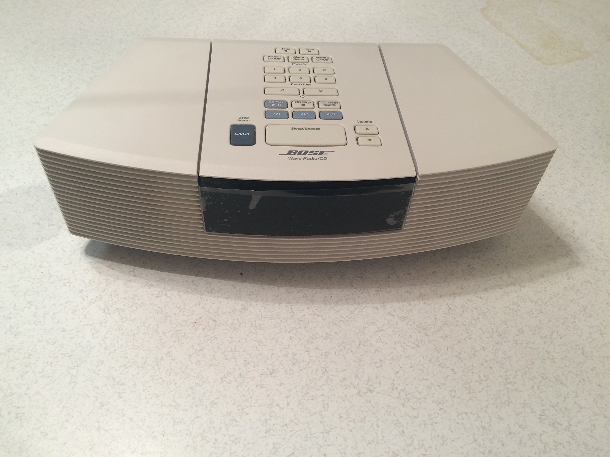 Amazon.com: Bose Wave Radio/cd Player White in Color: Home Audio & Theater