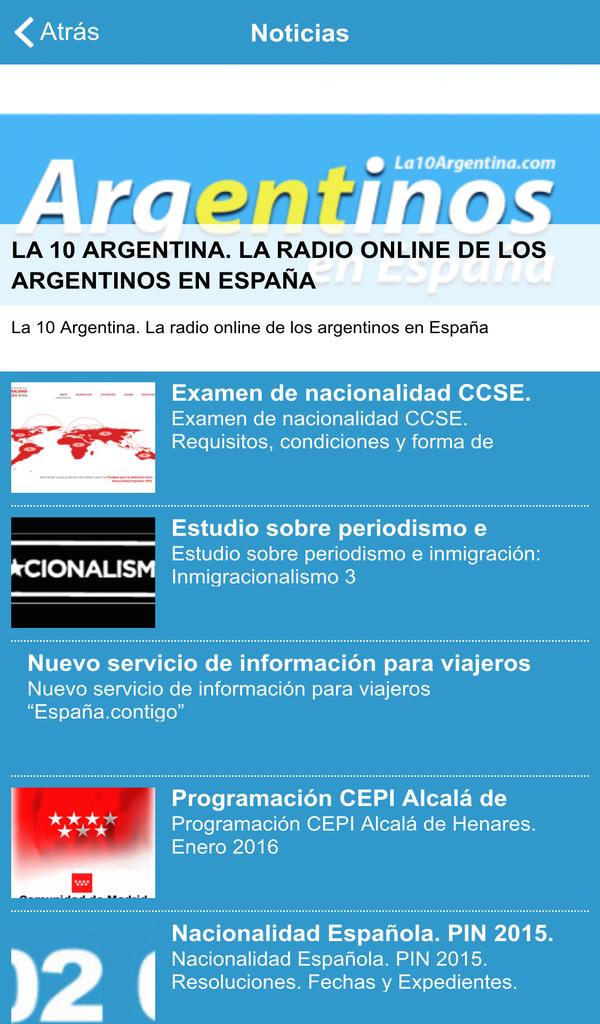 Parainmigrantes.info: Amazon.es: Appstore para Android