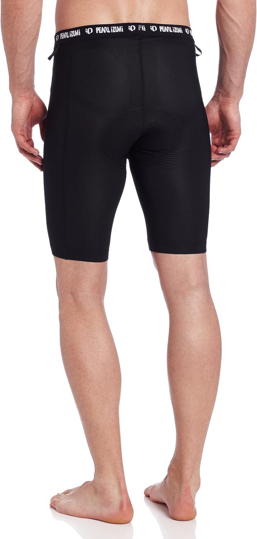 Amazon Com Pearl Izumi Ride Men S Liner Shorts Black X Small