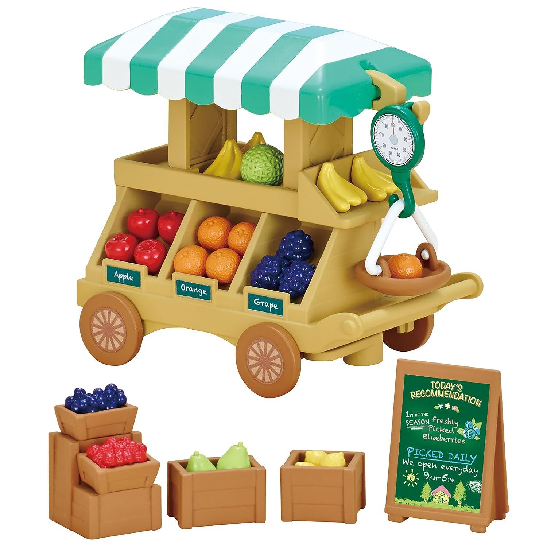 Calico Critters Fruit Wagon CC1741
