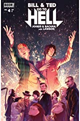 Bill & Ted Go to Hell #4 (of 4) Kindle Edition