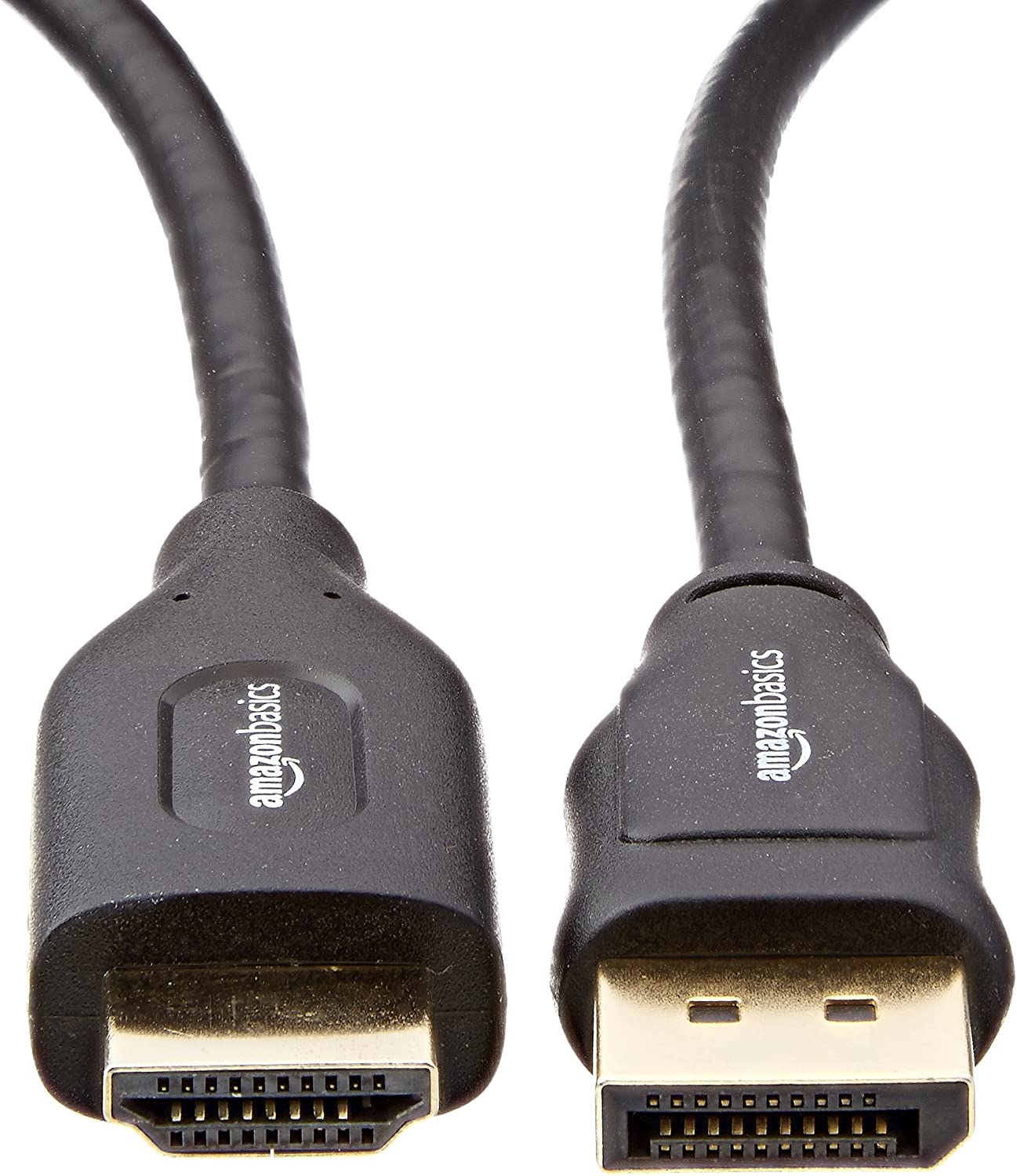 Basics Mini DisplayPort to HDMI Display Adapter Cable 6 Feet