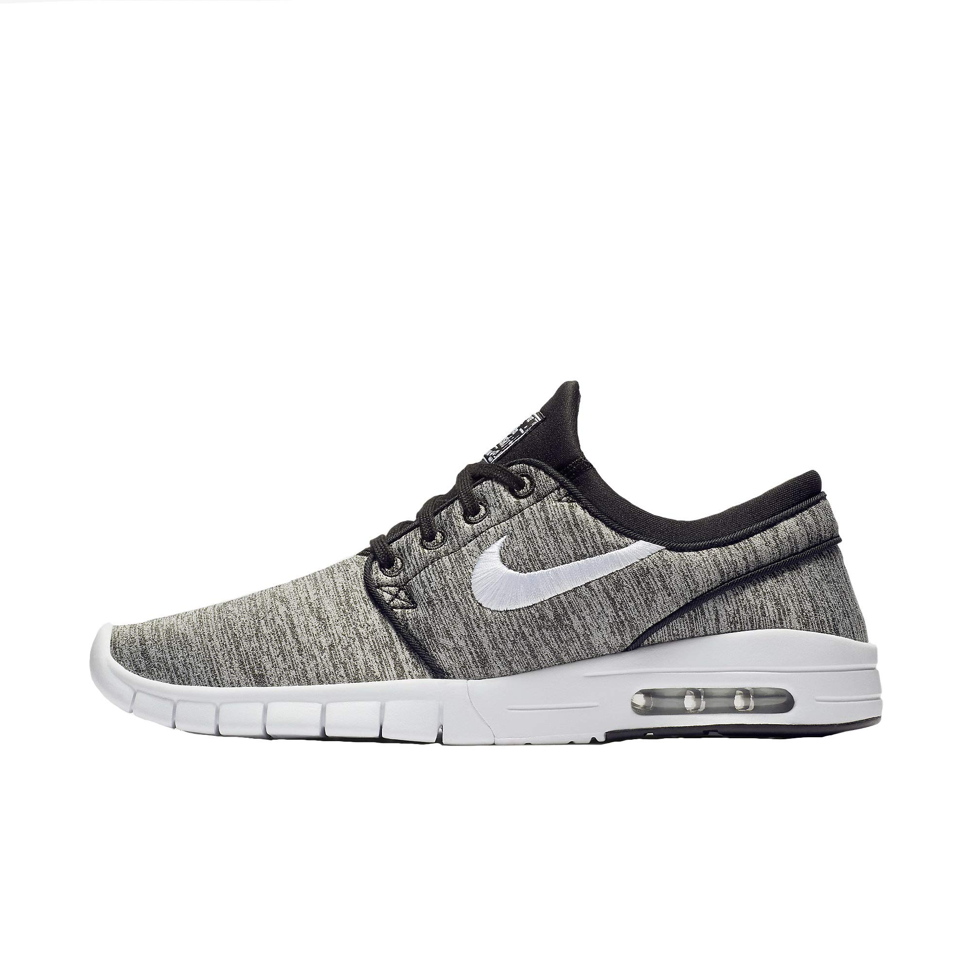 cheap for discount 694a4 18075 Galleon - NIKE Men s Stefan Janoski Max Skate Shoe (11 D(M) US, Black White)