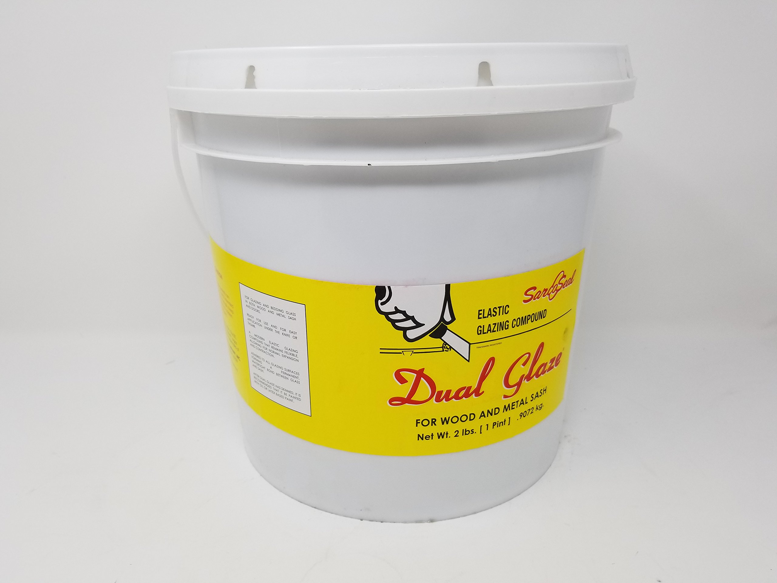 Sarco Dual Glaze Putty - 2 Gallons