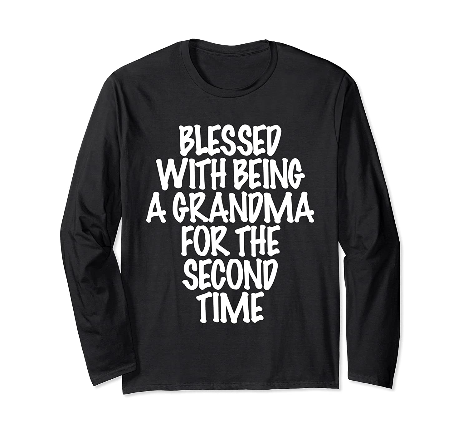 Blessed with being a Grandma for the second time Apparel-TH