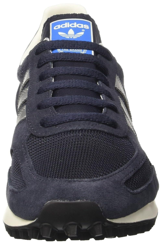 new style 3d679 d02c3 adidas la Trainer Og, Scarpe da Ginnastica Basse Uomo, Blu (Legend Ink matte  Silver night Navy), 40 2 3 EU  Amazon.it  Scarpe e borse