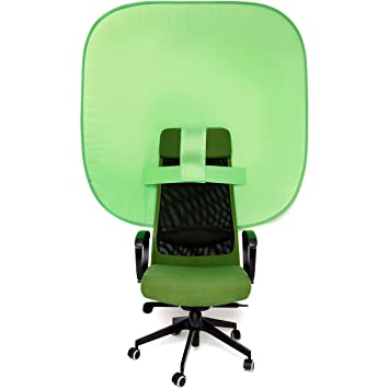 Miraculous Portable Chair Green Screen Collapsible Greenscreen Background For Webcam Video Streaming Gaming 62 Pop Up Chroma Key Backdrop Kit Squirreltailoven Fun Painted Chair Ideas Images Squirreltailovenorg