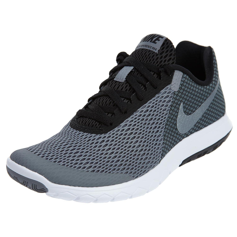 NIKE Women's Flex Experience RN 6 Running Shoe B01N3SOF6P 6.5 B(M) US|Grey Mtlc Cool Grey Black Whit
