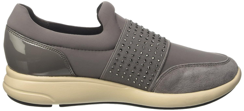 Geox Damen D Ophira (Dk A Sneaker Grau (Dk Ophira Grau) a5dd04