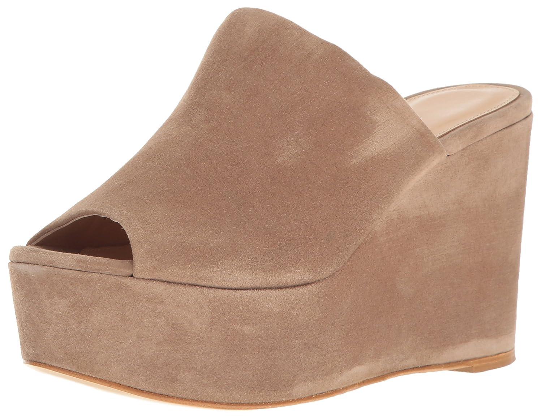Charles David Women's Padma Platform Sandal B01MCSXWPA 10 B(M) US|Truffle