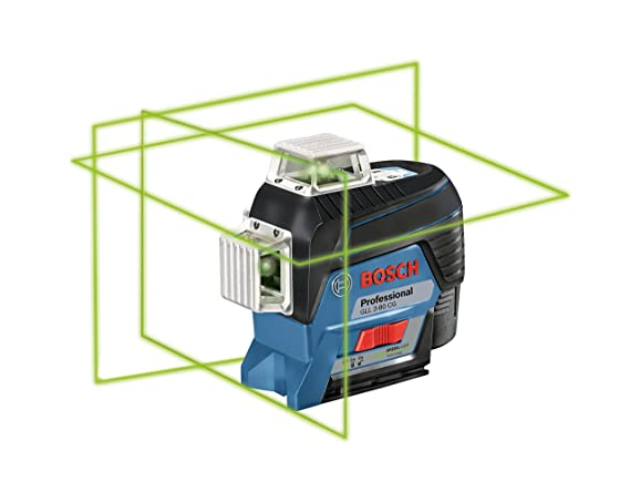 Laser Entfernungsmesser Dcw 100 : Bosch professional linienlaser gll 3 80 cg app funktion ladegerät