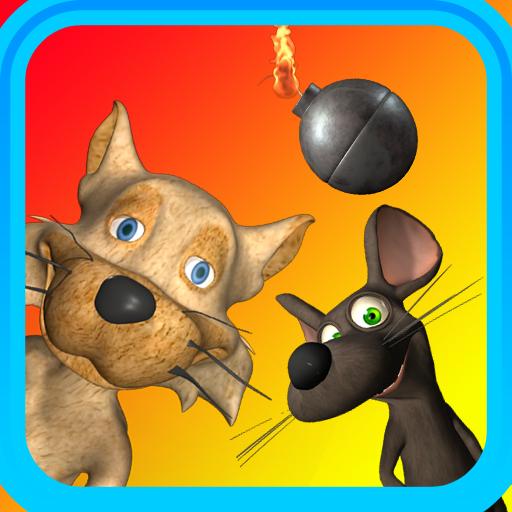 Talking Cat Vs. Mouse (Free) -
