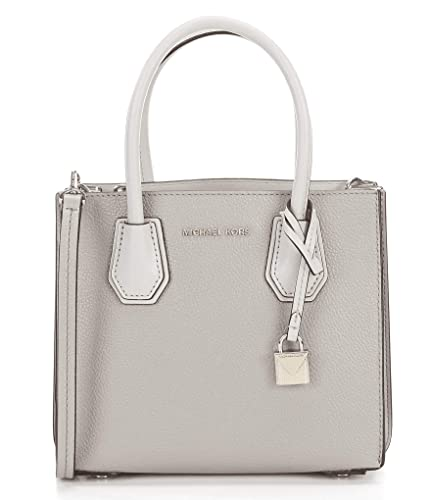397a10652b3096 Image Unavailable. Image not available for. Color: MICHAEL Michael Kors  Mercer Pebbled Leather Accordion Crossbody ...