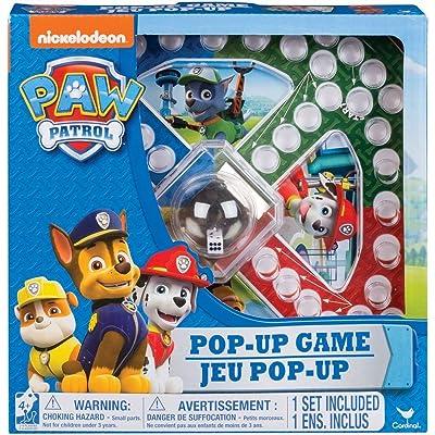 Nickelodeon Paw Patrol Pop Up Game: Toys & Games