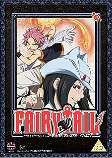Fairy Tail: Collection One [DVD]: Amazon co uk: Shinji