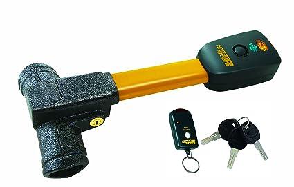 Protec 8001101 Pro - Cepo antirrobos para volante (con ...