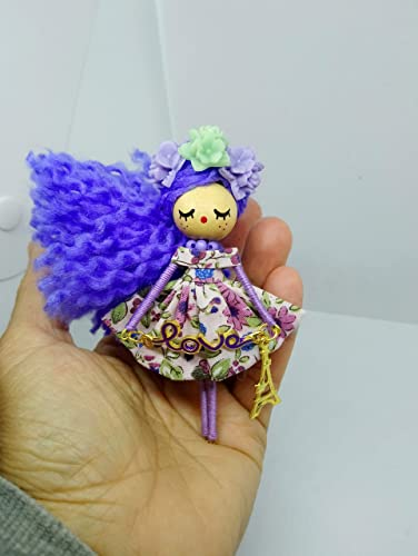 Broche de muñeca, regalos de cumpleaños: Amazon.es: Handmade