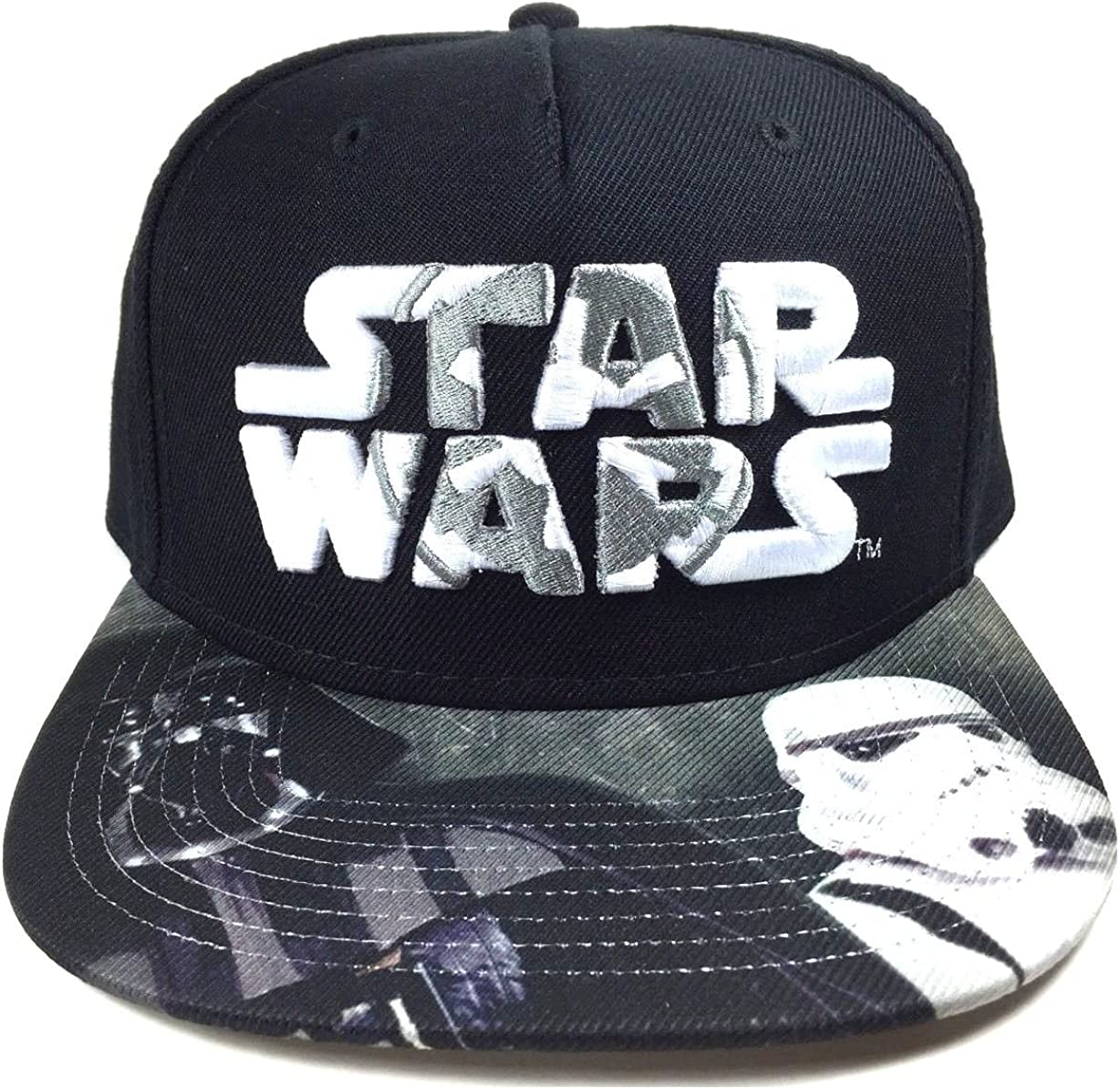 Boys Star Wars Stormtrooper Summer Baseball Cap Sun Hat 3 to 12 Years