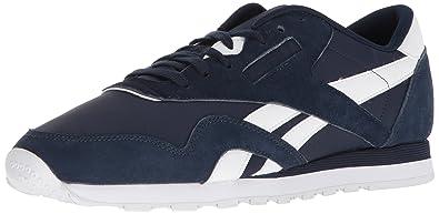 7161c7c493d Reebok Men s CL Nylon PN Sneaker