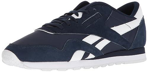 3271561564956 Reebok Men s CL Nylon PN Sneaker