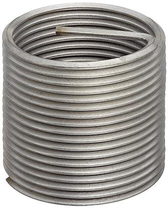 Black Oxide 7//16-14 Installation Kit E-Z LOK EZ-310-7 Threaded Inserts for Metal Steel