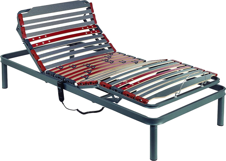 Pack colchón confortcel más Cama eléctrica articulada Pikolin - 105x190cm