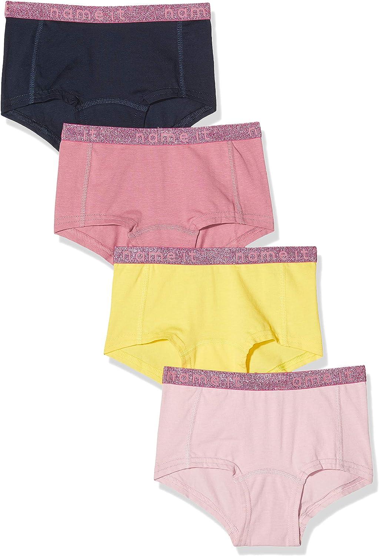 Pack of 4 Name It Girls Panties